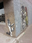 Where the Wild Things Are! street art